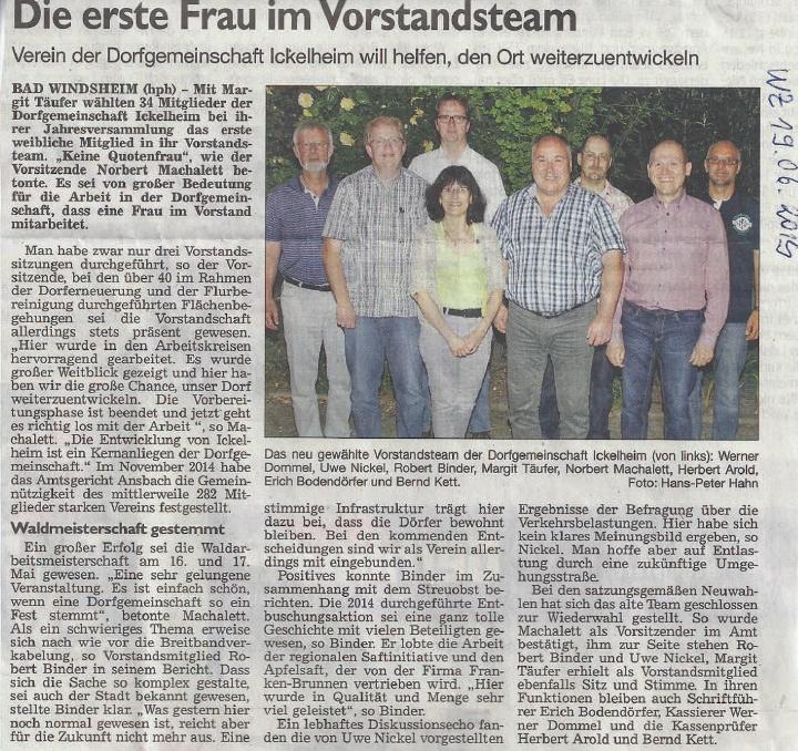 20150616_DG_3 Jahre Dorfgemeinschaft Ickelheim