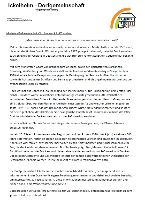 20160127_Projekt_KickOff_Icklmer_Geschichte