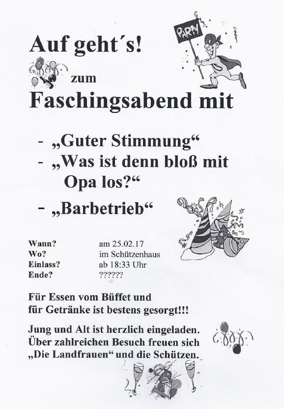 20170225_Faschingsabend